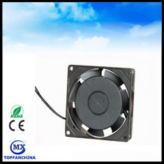 Customized Small 7 Blade AC Brushless Fan Car Ventilation Fans PA-66 UL 94 V-0 Bobbin