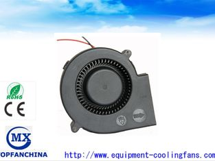 Portable Waterproof Hydraulic Bearing 92mm DC Centrifugal Fan With Plastic Frame