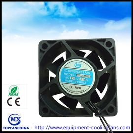110V 220V EC Brushless Motor Fan AC To DC , Small Cooling Fan For Electronics