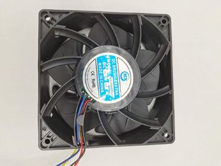 293CFM 12000rpm 4.7 Inch DC Axial Fans For Gas Oven