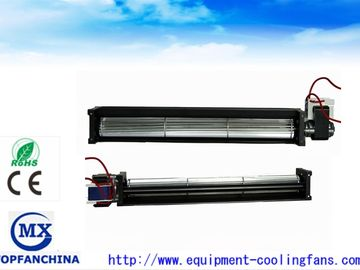 AC 110V / 220V Cross Flow Fans With Iron Frame 30mm x 150mm
